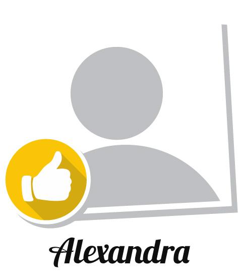 Alexandra's success story