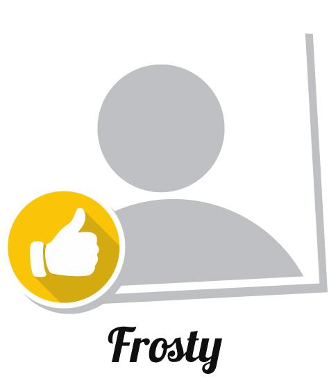 Frosty's success story
