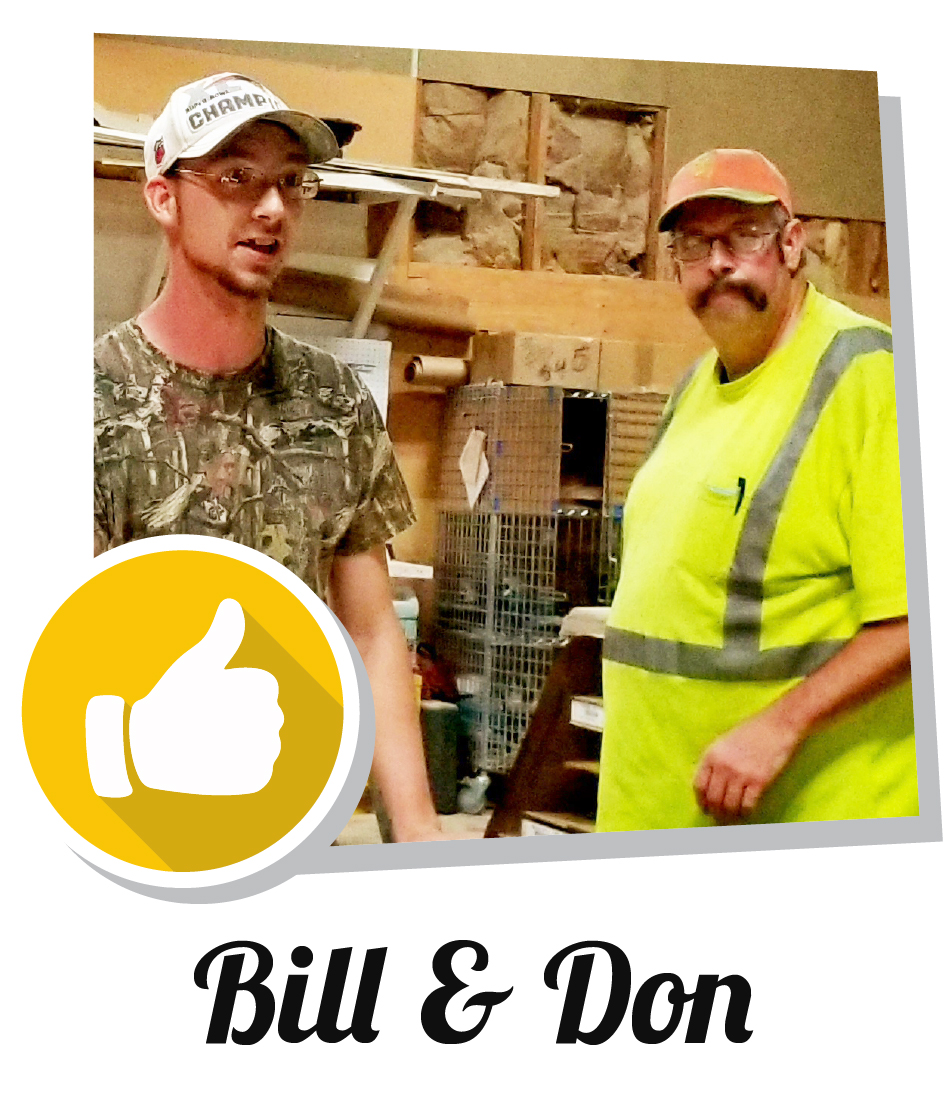 Bill & Don's success story