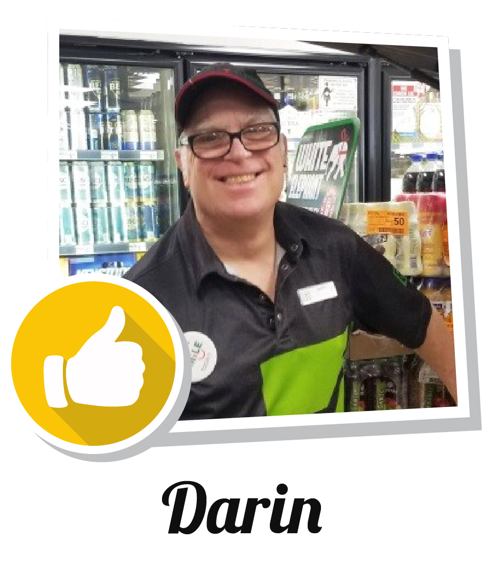 Darin success story