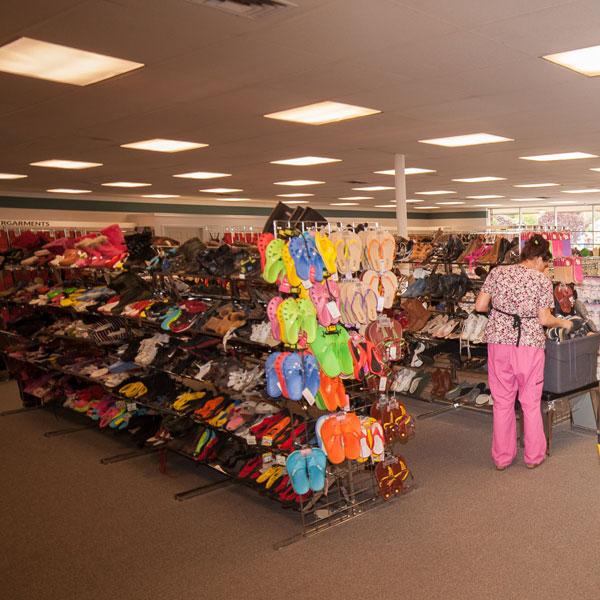 Winston Shop & Save Shoes